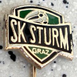 Österreich Anstecknadel Sturm Graz Sammeln & Seltenes Sport